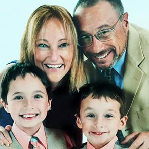 Charlie Chatelain's family