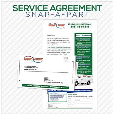 HVAC Service Agreement Sample