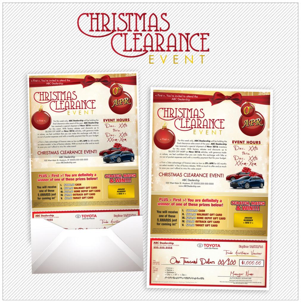 Christmas Clearance