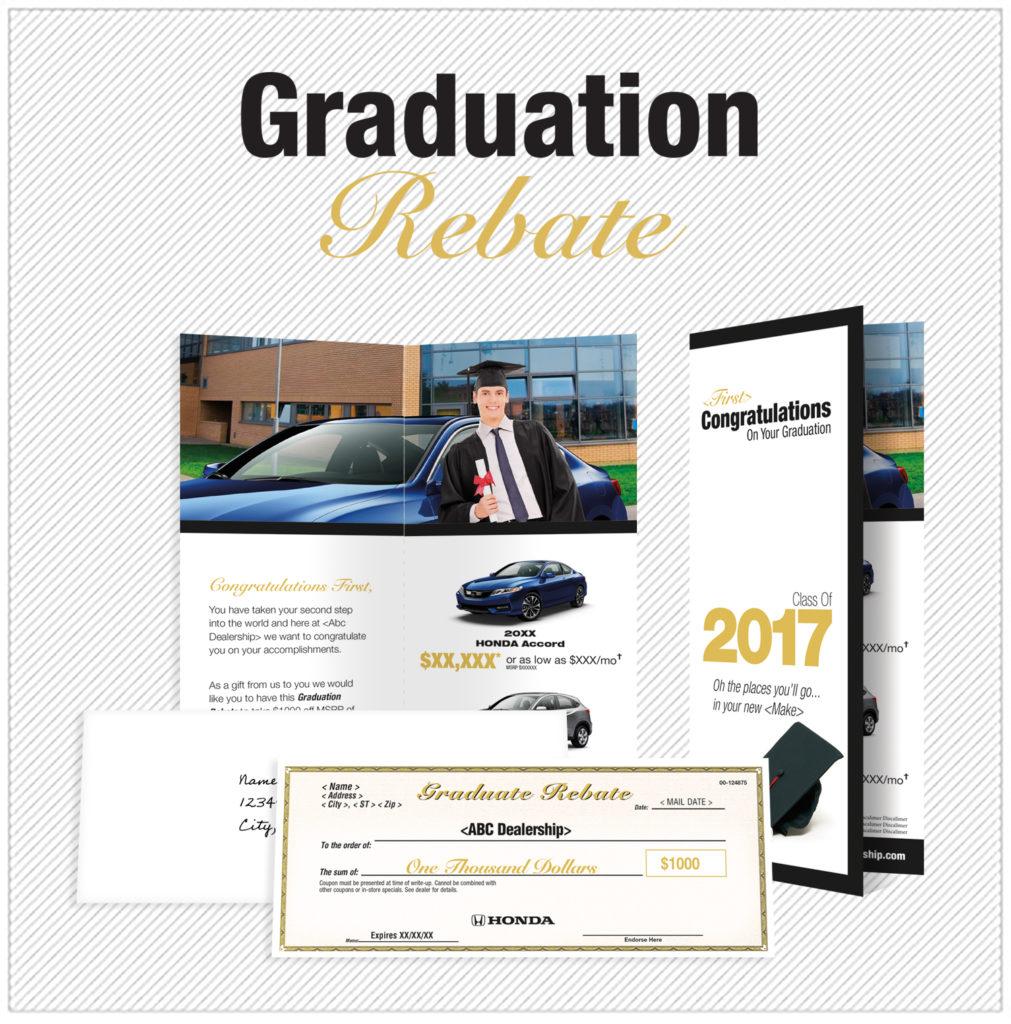 Graduation Rebate